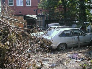 car lot 2003 -2